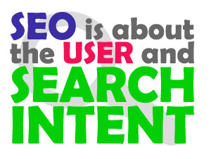 seo & user search intent