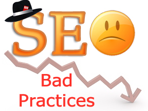 Bad-SEO-Practices