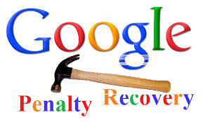 Recovery of Penalized Website