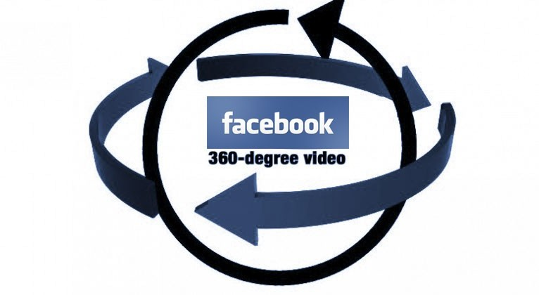 Facebook 360 degree video
